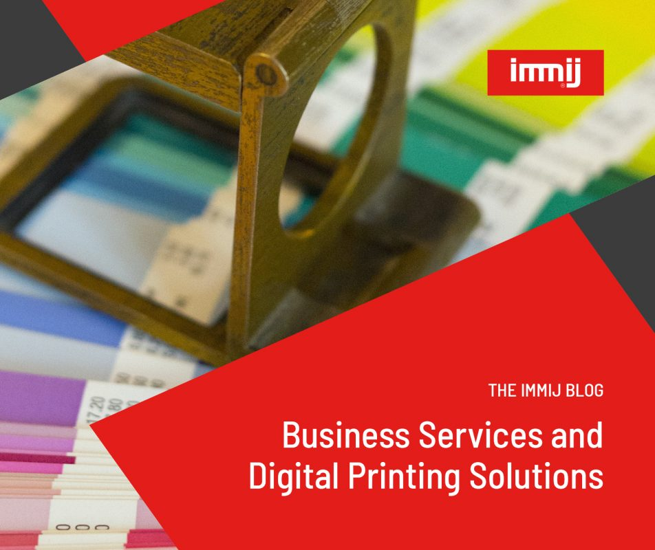 Business Services and Digital Printing Solutions
