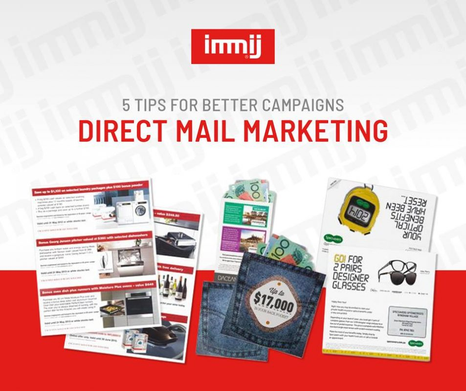 5 Tips for Better Direct Mail Marketing Campaigns