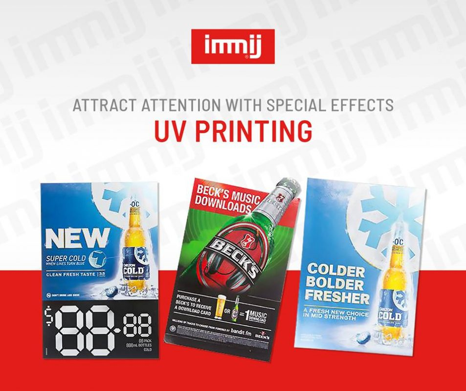 Attract Attention with Special Effects