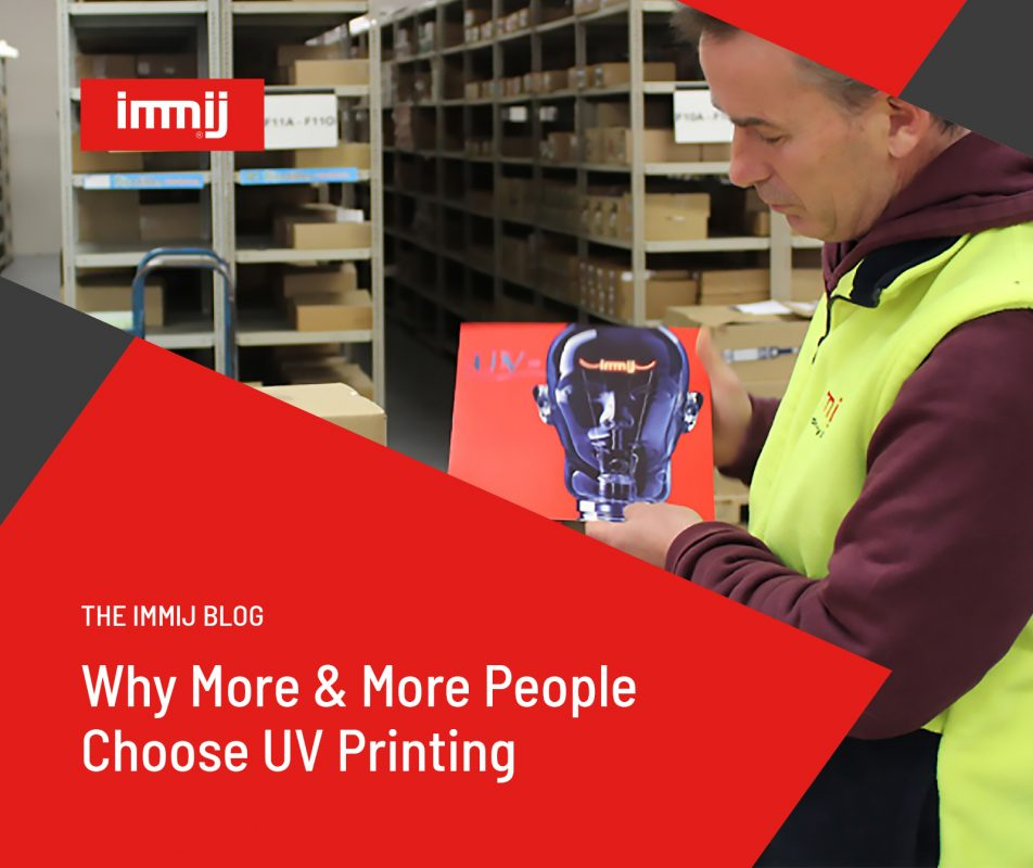 Why More and More People Choose UV Printing