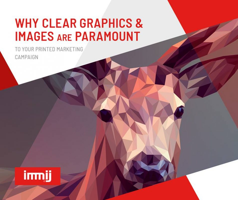 Why Clear Graphics and Images are Paramount to Your Printed Marketing Campaign