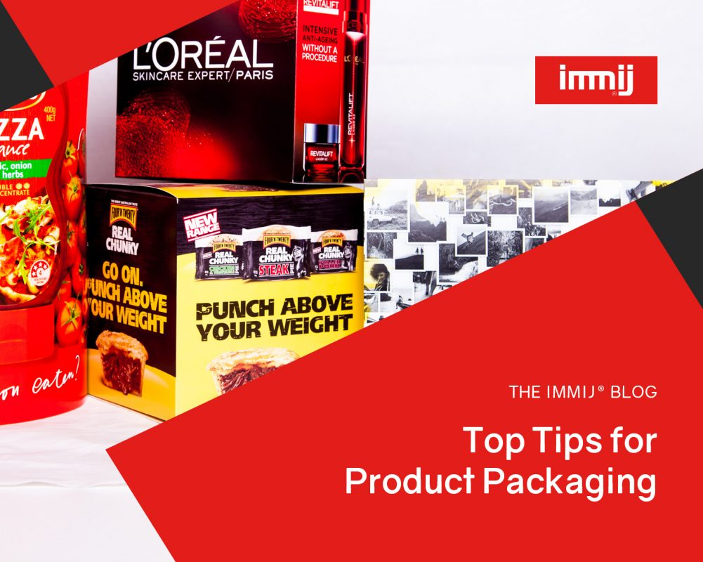 Top Tips for Product Packaging