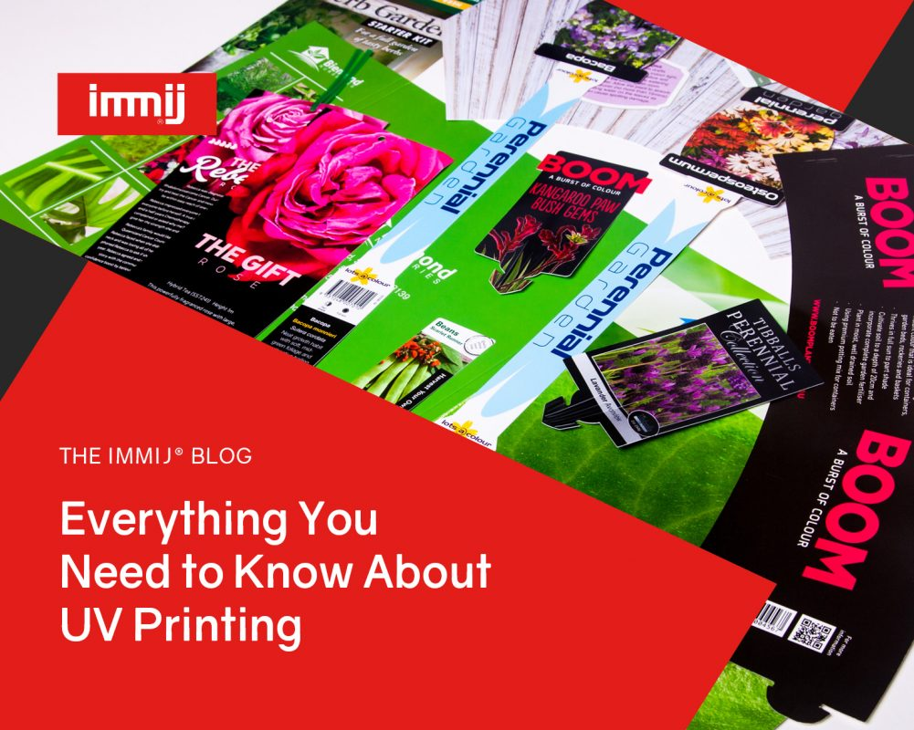 Everything you need to know about UV Printing