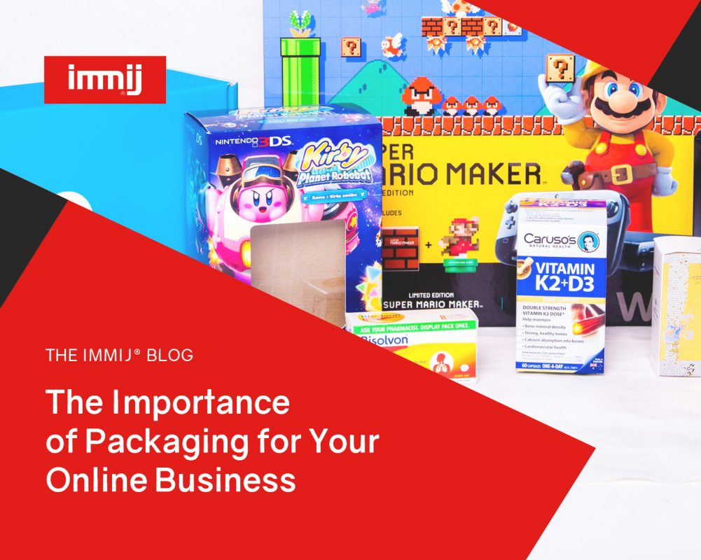 The Importance of Packaging for Your Online Business